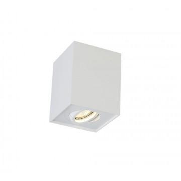 Потолочный светильник Crystal Lux CLT 420C WH 1400/111, 1xGU10x50W, белый, металл