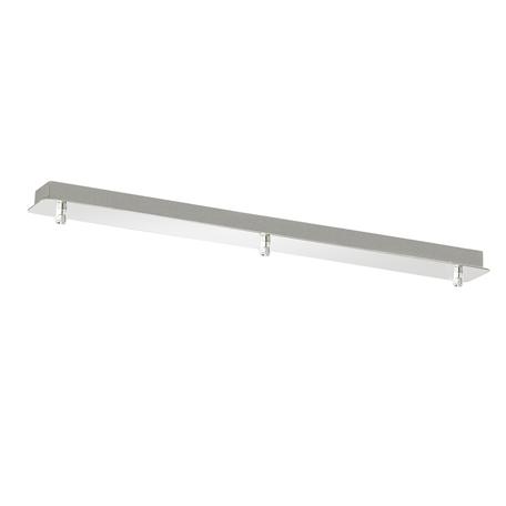 База для подвесного монтажа светильника Lumion Suspentioni 4505/3, хром, металл