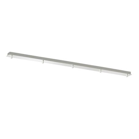 База для подвесного монтажа светильника Lumion Suspentioni 4505/5, хром, металл