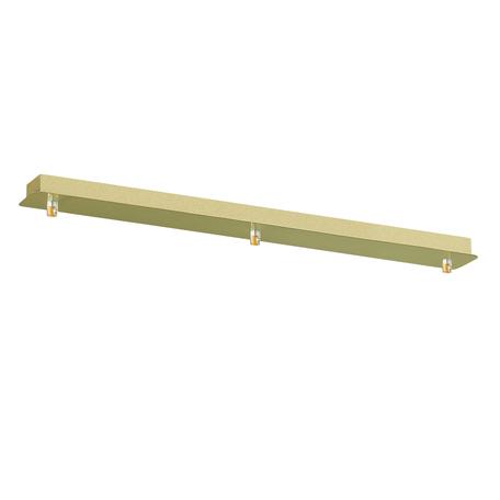 База для подвесного монтажа светильника Lumion Suspentioni 4508/3, золото, металл