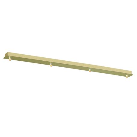 База для подвесного монтажа светильника Lumion Suspentioni 4508/4, золото, металл