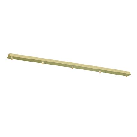 База для подвесного монтажа светильника Lumion Suspentioni 4508/5, золото, металл