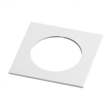 Декоративная рамка Novotech Metis 357594, IP44, белый, металл