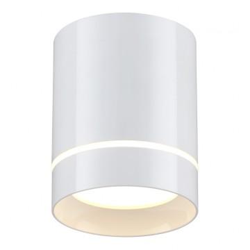 Светодиодный потолочный светильник Novotech 357684 Arum, белый
