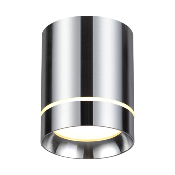 Потолочный светодиодный светильник Novotech Arum 357686, LED 9W 3000K (теплый), алюминий, металл, пластик - фото 1