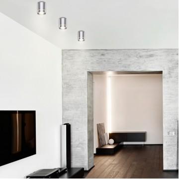 Потолочный светодиодный светильник Novotech Arum 357686, LED 9W 3000K (теплый), алюминий, металл, пластик - миниатюра 2