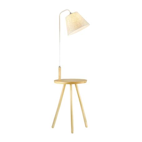 Торшер со столиком Odeon Light Kalda 4667/1F, 1xE27x60W