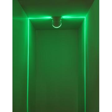Настенный светодиодный светильник с пультом ДУ Odeon Light Arrow 3916/9CL, IP65, LED 9W 4000K + RGB 450lm - миниатюра 4