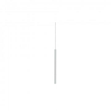 Подвесной светильник Nowodvorski Laser 8796, 1xG9x10W, белый, металл