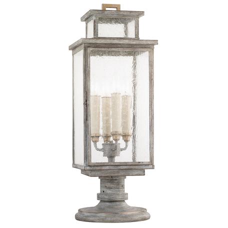 Садово-парковый светильник Fine Art Lamps Wiltshire 886980, 4xE14x60W