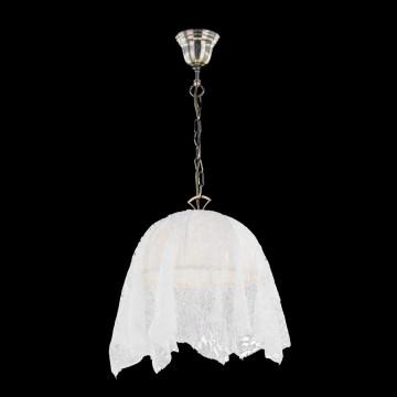 Подвесной светильник Citilux Базель CL407114, 1xE27x60W, бронза, бежевый, металл, текстиль - миниатюра 2