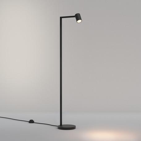 Торшер Astro Ascoli 1286087, 1xGU10x50W, черный, металл