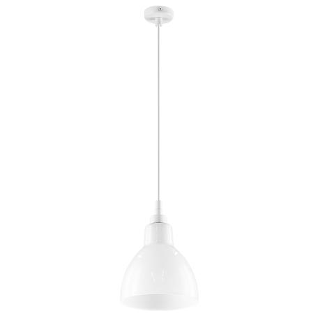 Подвесной светильник Lightstar Loft 865016, 1xE14x40W, белый, металл, стекло