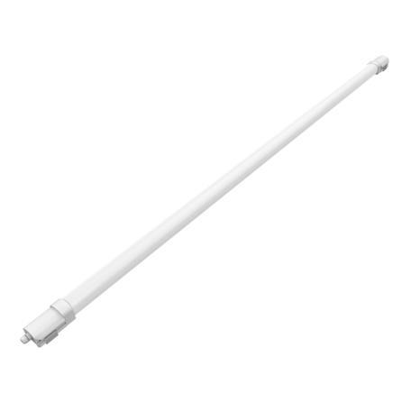 Потолочный светодиодный светильник Gauss 143425236, IP65, LED 36W 4000K 2650lm CRI>70, белый, пластик