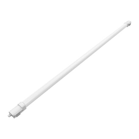 Потолочный светодиодный светильник Gauss 143425336, IP65, LED 36W 6500K 2680lm CRI>70, белый, пластик