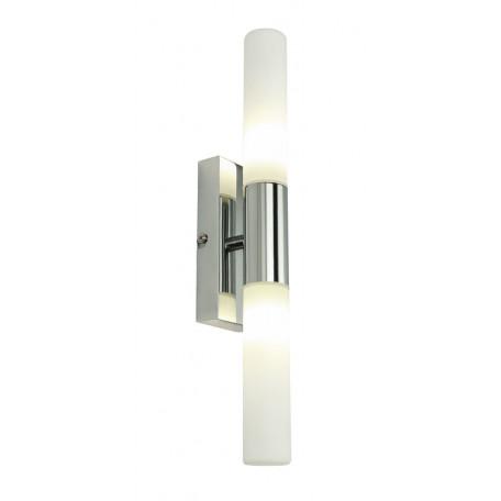 Настенный светильник Globo Marines 41521-2L, 2xG9x3W, металл, стекло
