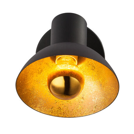 Настенный светильник с регулировкой направления света Globo Lotte 54001-1, 1xE14x4W, металл