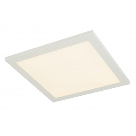 Потолочный светодиодный светильник Globo Rosi 41604D1, LED 18W 3000K, металл, пластик