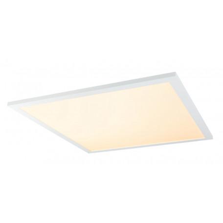 Потолочный светодиодный светильник Globo Rosi 41604D3, LED 40W 3000K, металл, металл с пластиком
