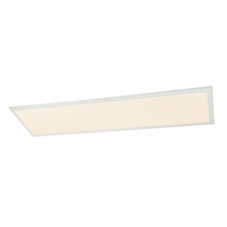 Потолочный светодиодный светильник с пультом ДУ Globo Rosi 41604D5F, LED 40W 3000-6000K, металл, пластик