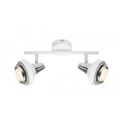 Потолочный светильник с регулировкой направления света Globo Rorge 54301-2, 2xE14x15W, металл