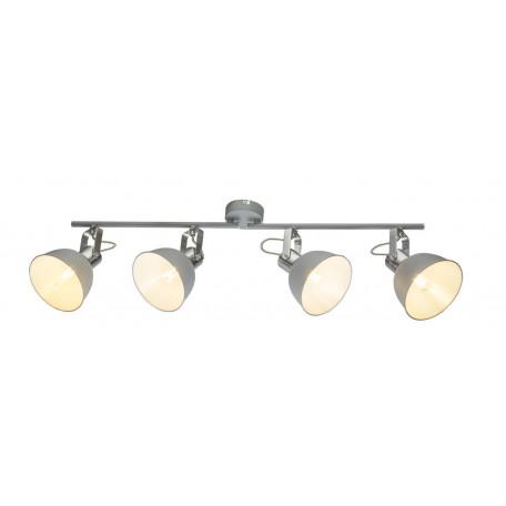 Потолочный светильник с регулировкой направления света Globo Gerda 54640-4, 4xE14x25W, металл