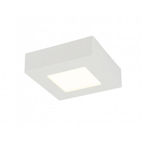 Потолочный светодиодный светильник Globo Svenja 41606-6, LED 6W 3000K, металл с пластиком