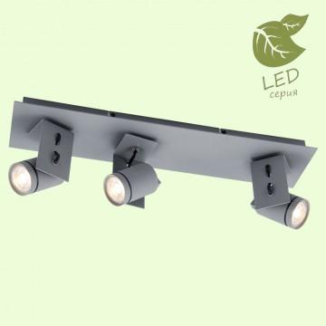Потолочный светильник с регулировкой направления света Lussole Loft Dillingham GRLSP-8023