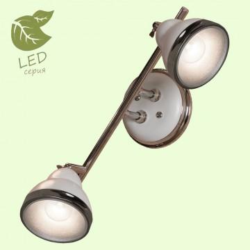 Потолочный светильник с регулировкой направления света Lussole Promo Littleton GRLSN-6201-02