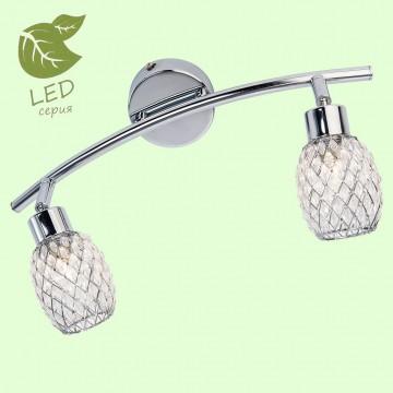 Потолочный светильник с регулировкой направления света Lussole LGO Jeddito GRLSP-0123