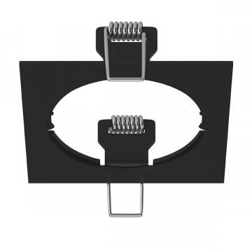 Декоративная рамка Lightstar Intero 16 217517, черный, металл