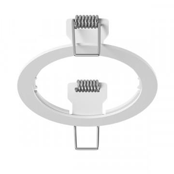 Декоративная рамка Lightstar Intero 16 217616, белый, металл