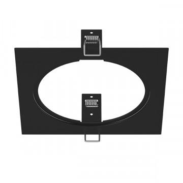 Декоративная рамка Lightstar Intero 111 217817, черный, металл