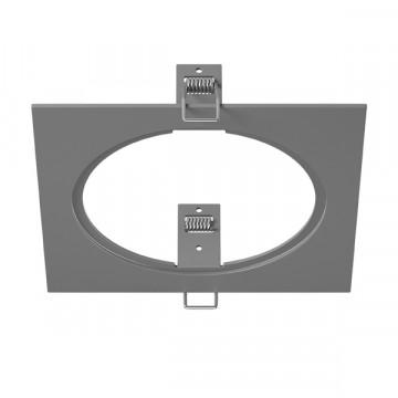 Декоративная рамка Lightstar Intero 111 217819, серый, металл