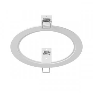 Декоративная рамка Lightstar Intero 111 217916, белый, металл