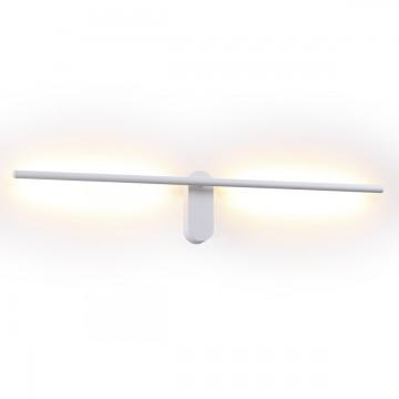 Настенный светодиодный светильник Odeon Light Mill 3858/12WW 3000K (теплый), белый, металл
