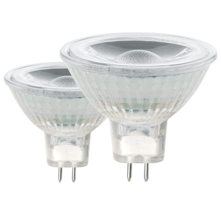 Светодиодная лампа Eglo 11512 MR16 GU5.3 6,3W, 3000K (теплый) CRI>80, гарантия 5 лет