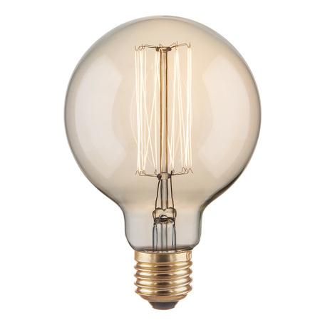 Лампа накаливания Elektrostandard G95 60W E27 60W, 2000K (теплый)