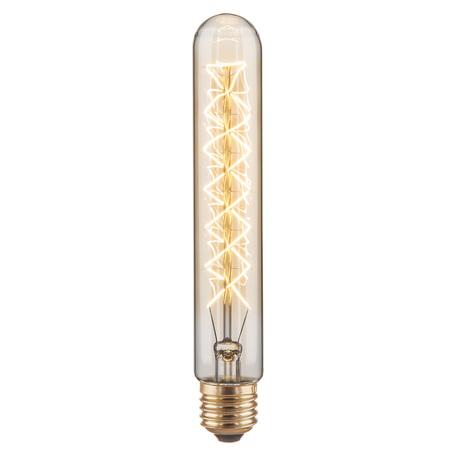 Лампа накаливания Elektrostandard T32 60W E27 60W, 2000K (теплый)