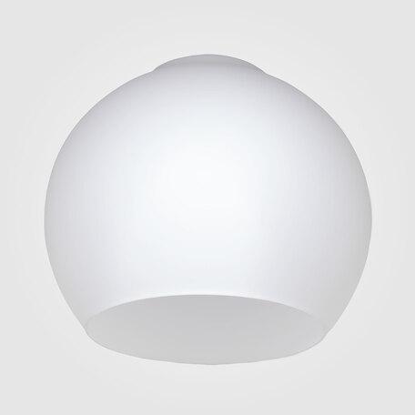 Плафон Eurosvet Virginia плафон 9604, арт. 77001, белый, стекло
