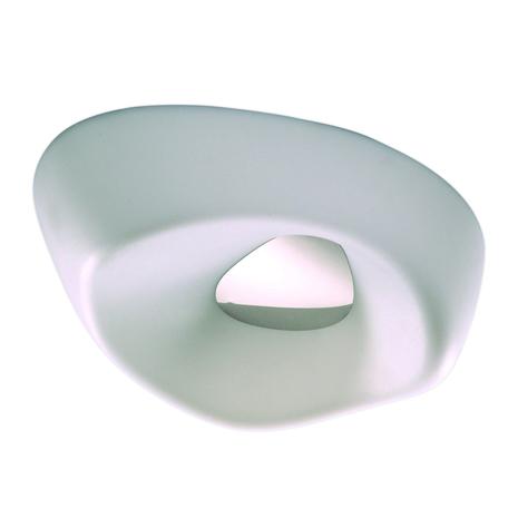 Потолочный светильник Mantra Ortos 1334, IP44, хром, белый, металл, пластик