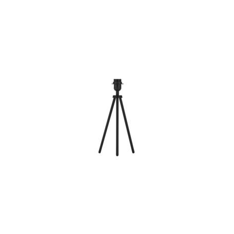 Основание настольной лампы SLV FENDA 155540, 1xE27x40W, черный, металл