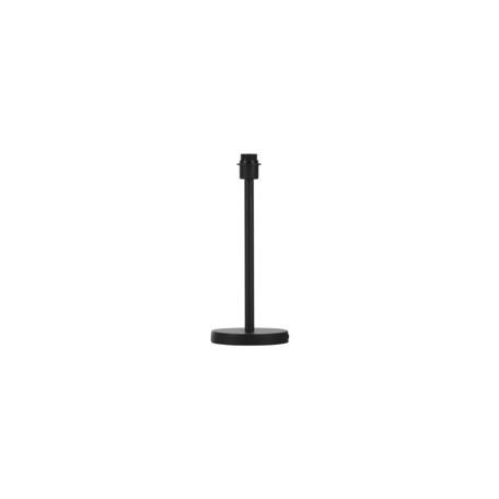 Основание настольной лампы SLV FENDA 155780, 1xE27x60W, черный, металл