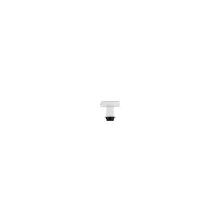 Основание потолочного светильника SLV FENDA 155551, 1xE27x60W, белый, металл