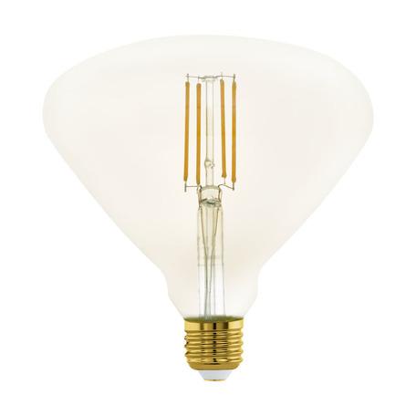 Филаментная светодиодная лампа Eglo 11837 E27 4W, 2200K (теплый) CRI>80 220V, гарантия 5 лет