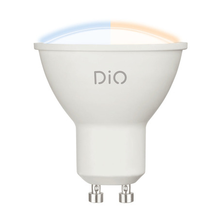 Светодиодная лампа Eglo 11801 MR16 GU10 5W, 2765K (теплый) CRI>80 220V, гарантия 5 лет
