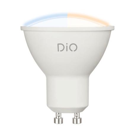 Светодиодная лампа Eglo 11802 MR16 GU10 5W, 2765K (теплый) CRI>80 220V, диммируемая, гарантия 5 лет