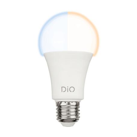 Светодиодная лампа Eglo 11807 груша E27 9W, 2765K (теплый) CRI>80 220V, диммируемая, гарантия 5 лет