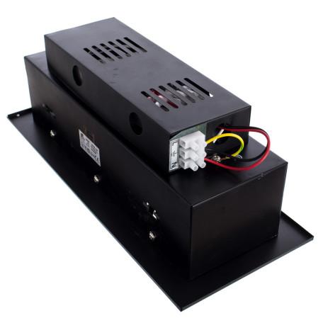 Встраиваемый светильник Arte Lamp Instyle Cardani Medio A5930PL-3BK, 3xG53AR111x50W, черный, металл - миниатюра 5