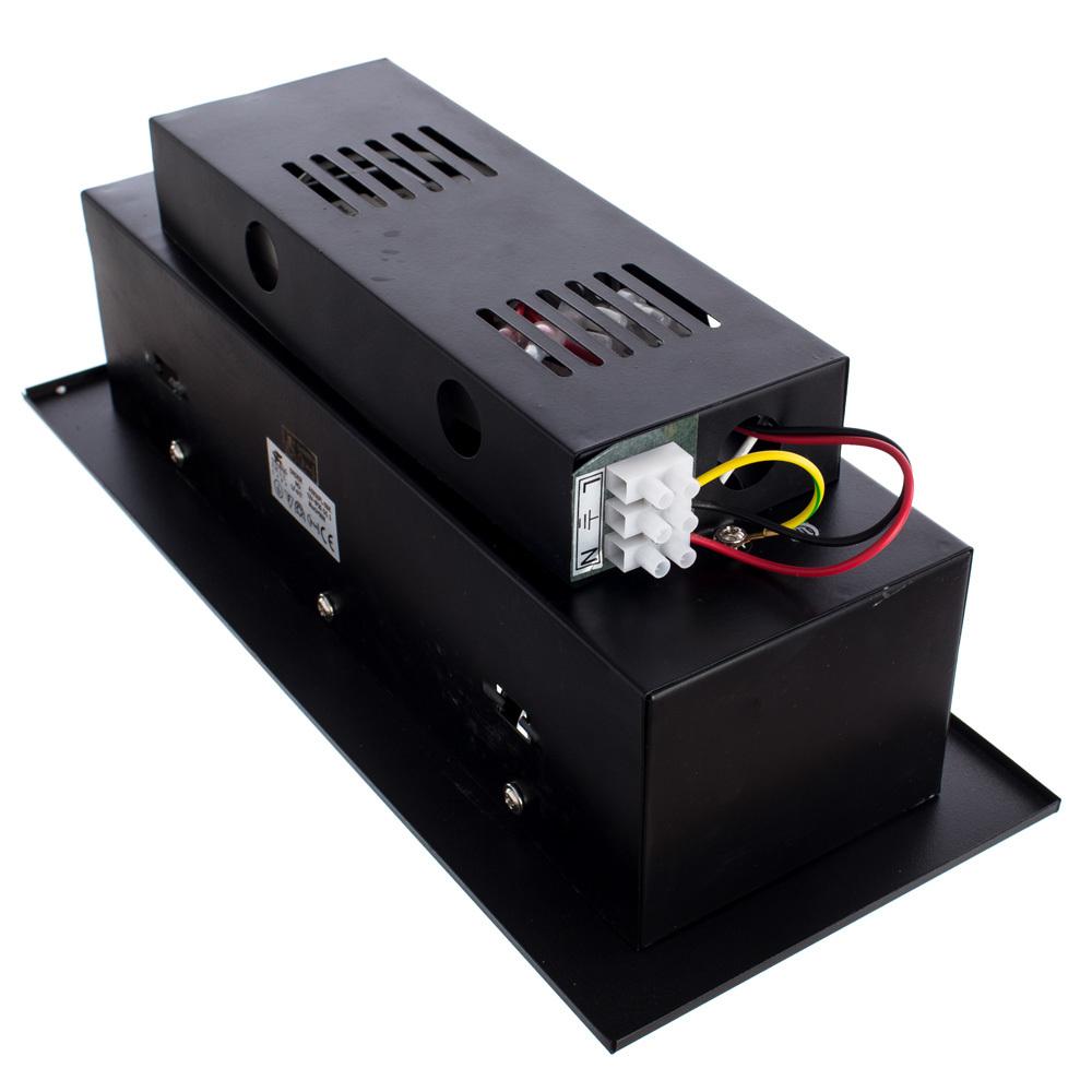 Встраиваемый светильник Arte Lamp Instyle Cardani Medio A5930PL-3BK, 3xG53AR111x50W, черный, металл - фото 5